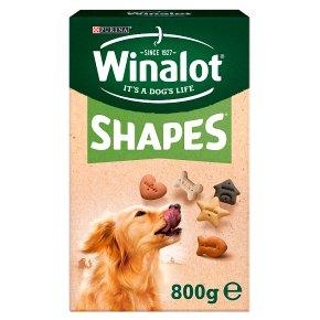 Winalot Shapes