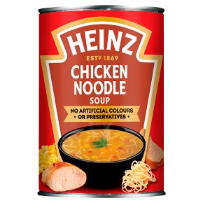 Heinz Classic chicken noodle soup
