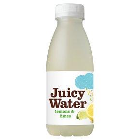This Juicy Water lemons & limes