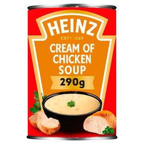 Heinz Classic cream of soup chicken