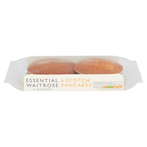 essential Waitrose Scotch pancakes