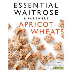 Essential Wholegrain Apricot Wheats