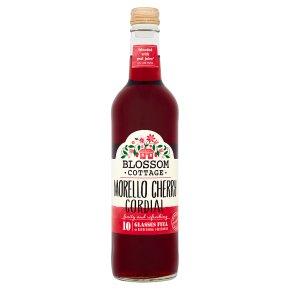 Blossom Cottage morello cherry cordial
