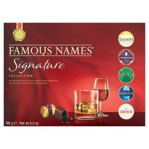 Famous Names liqueur chocolates