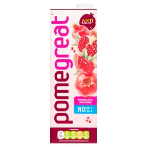 Pomegreat original pomegranate juice drink