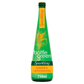 Bottlegreen sparkling ginger & lemongrass