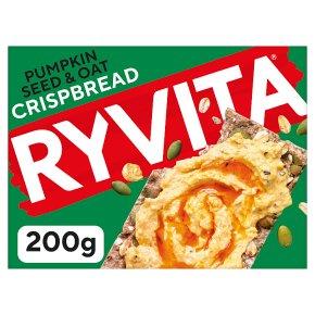 Ryvita pumpkin seeds & oats crispbread