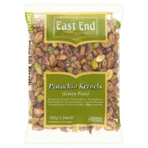 East End Green Pistachios