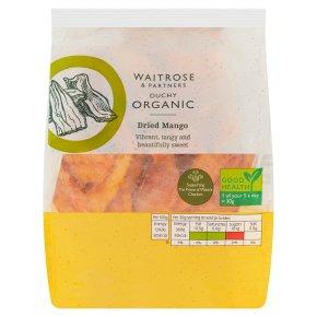 Waitrose Duchy organic dried mango