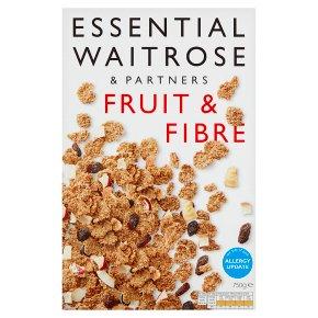 Essential Fruit & Fibre Wheat Flakes