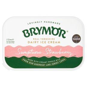 Brymor strawberry ice cream