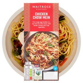 Waitrose chicken chow mein