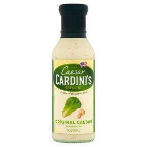 Cardini's original Caesar dressing