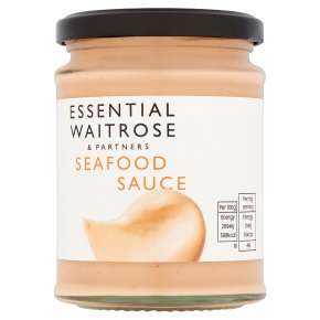 essential Waitrose seafood sauce