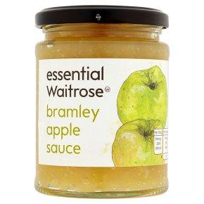 essential Waitrose bramley apple sauce