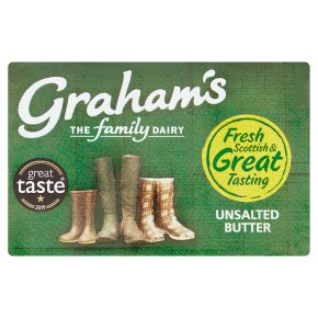 Graham's Scottish unsalted butter