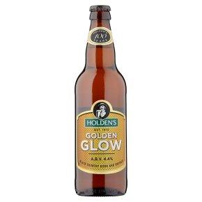 Holden's Golden Glow