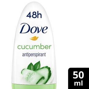 Dove Go Fresh cucumber roll-on anti-perspirant deodorant