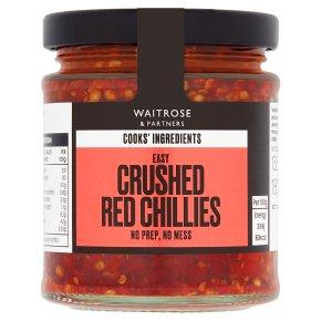 Waitrose Cooks' Ingredients crushed chilli