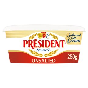 Président French Unsalted Spreadable