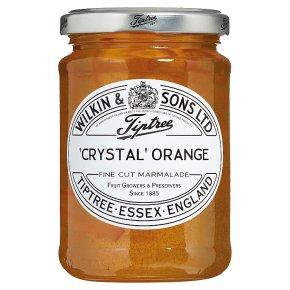 Wilkin & Sons 'crystal' orange fine cut marmalade