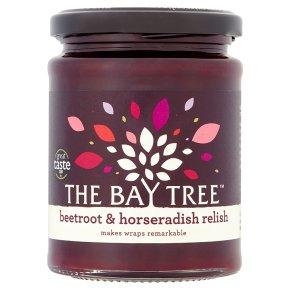 Bay Tree beetroot & horseradish relish
