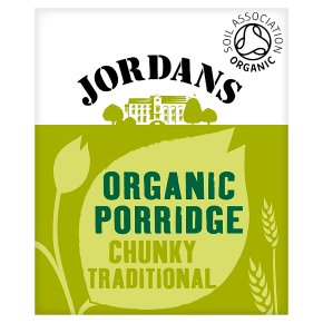 Jordans porridge chunky whole oats