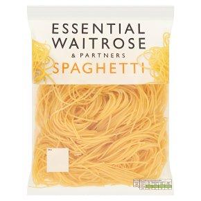 essential Waitrose fresh pasta spaghetti