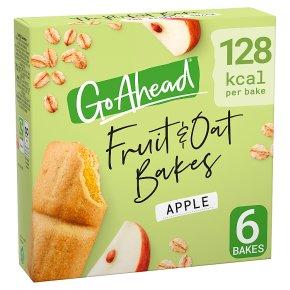Go ahead! fruit bakes apple