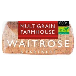 Waitrose farmhouse batch multigrain