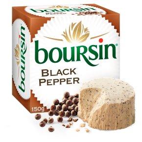 Boursin back pepper