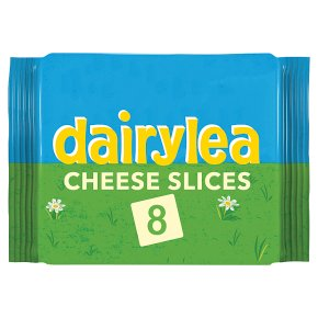 Dairylea 8 thick cheese slices