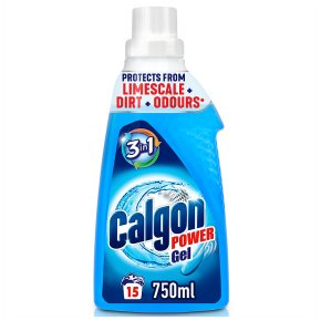Calgon 3in1 Gel Water Softener and Limescale Prevention