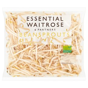 essential Waitrose beansprouts