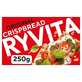 Ryvita original rye crispbread