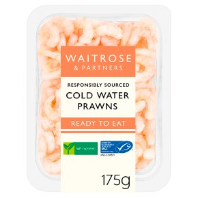 Waitrose MSC North Atlantic prawns