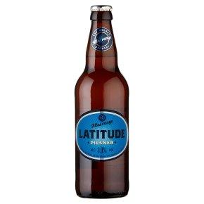 Atlas Brewery latitude highland pilsner