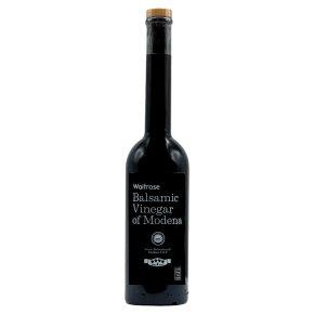Waitrose Modena balsamic vinegar