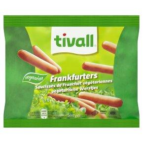 Tivall vegetarian frankfurters - Kosher