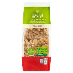 Waitrose Duchy Organic walnuts