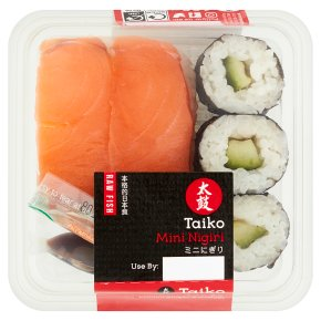 Taiko Sushi Mini Nigiri
