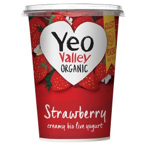 Yeo Valley Strawberry