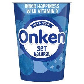 Onken natural set yogurt