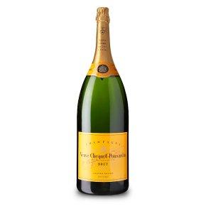 Veuve Clicquot Salmanazar, Champagne
