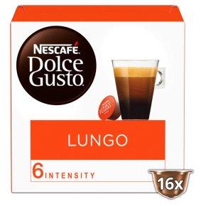 Nescafé Dolce Gusto lungo coffee pods 16 drinks