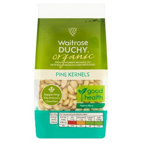 Waitrose Duchy Organic Pine kernels