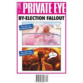 Private Eye magazine
