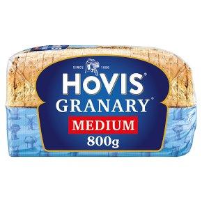 Hovis granary malted brown medium sliced bread