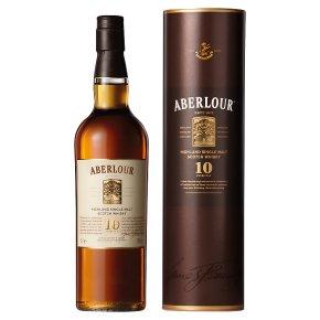Aberlour Speyside Single Malt Whisky