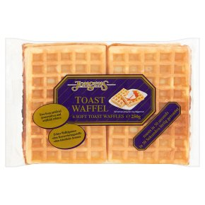 Jongens soft toast waffles